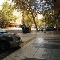 Photo taken at Avd Reina Victoria Eugenia by Gren O. on 9/12/2013