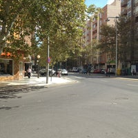 Photo taken at Avd Reina Victoria Eugenia by Gren O. on 9/20/2013