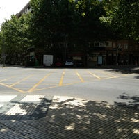 Photo taken at Avd Reina Victoria Eugenia by Gren O. on 6/7/2013