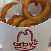 Photo taken at Arby's by Daniel R. on 3/9/2014