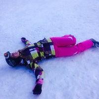 Photo taken at Monte Spinale by Karlīna L. on 12/26/2014