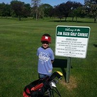 Photo taken at Jim Ager Memorial Jr. Golf Course by Caleb M. on 6/7/2013