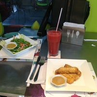 Photo taken at Verde Salada & Fitness Food by Migue S. on 7/31/2013