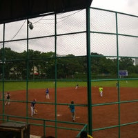 Photo taken at Lapangan Softball / Baseball Lodaya by Christian A. on 10/23/2016