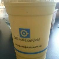 Photo taken at Cafe Punta del Cielo by Cirujano Dentista O. on 4/26/2015