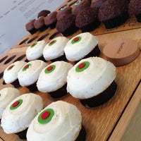 Photo taken at Sprinkles Cupcakes by Trent V. on 5/10/2013