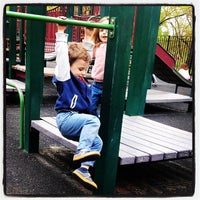 Photo taken at Rudin Family Playground by Kalle L. on 5/4/2014