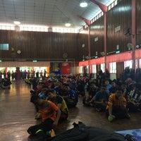 Photo taken at Dewan Badlishah by danial n. on 11/21/2015