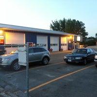 Photo taken at John's Automotive by Scott D. on 7/2/2013