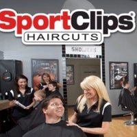 Photo taken at Sport Clips Haircuts of Homer Glen by Jodi A. on 6/3/2013