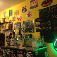Photo taken at Salud Beer Shop by Olivia M. on 8/24/2013