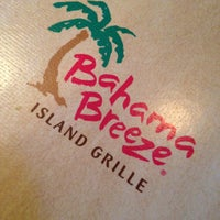 Photo taken at Bahama Breeze by Chris L. on 4/23/2013