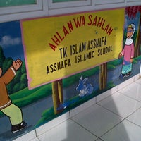 Photo taken at TK islam asshafa by Suci L. on 7/15/2013