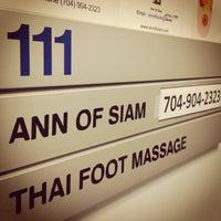 Ann of Siam (Thai Foot Massage)