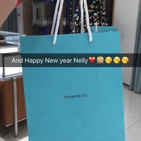 Photo taken at Tiffany & Co. by Nellija B. on 12/31/2016