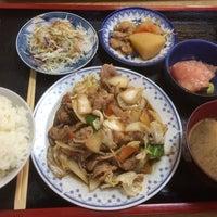 Photo taken at 旬の店 七福 by hidetaka n. on 7/2/2014