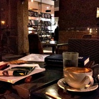Photo taken at The Book Café by Nurul Nadia R. on 6/5/2013