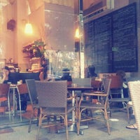 Photo taken at The Book Café by Nurul Nadia R. on 6/15/2013