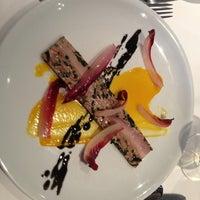 Photo taken at Marque Restaurant by Julie M. on 9/27/2013