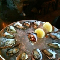 Photo taken at The Morrison Bar & Oyster Room by Julie M. on 10/18/2012