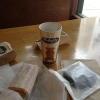 Photo taken at Potbelly Sandwich Shop by Miguel B. on 4/10/2014