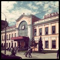 Photo taken at Savyolovsky Rail Terminal by Роман М. on 6/7/2013