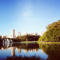 Photo taken at Ibirapuera Park by Fernando C. on 7/6/2013