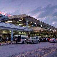 Photo taken at Phuket International Airport (HKT) by Анна К. on 7/17/2013
