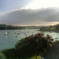 Photo taken at Glandore Harbour Yacht Club by Frank on 7/19/2013