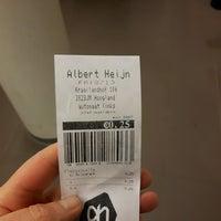 Photo taken at Albert Heijn by Johan K. on 2/22/2017