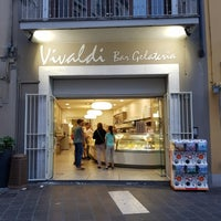 Photo taken at Gelateria Vivaldi by Maria Miline Lygina on 5/26/2018