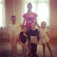 Photo taken at ДООЦ (зал хореографии) by Natalia Starikova on 10/21/2013