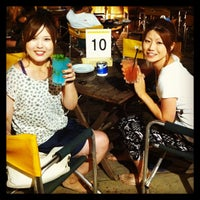 Photo taken at 由比ヶ浜 Beach Cafe&Diner by ayanopamyu on 8/17/2013