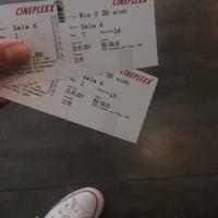 Photo taken at Cineplexx by Jelena R. on 4/23/2014