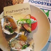 Photo taken at Fishworks by Jay M. on 7/24/2013
