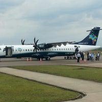 Foto tirada no(a) Aeroporto Regional de Passo Fundo / Lauro Kortz (PFB) por Odair P. em 9/2/2013
