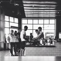 Photo taken at Handsome Coffee Roasters by Neph T. on 10/13/2012