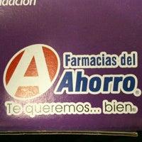 Photo taken at Oficinas de Farmacias del Ahorro by Alberto S. on 10/15/2013