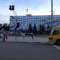 Снимок сделан в Отель «Надия» пользователем Olga B. 6/11/2013