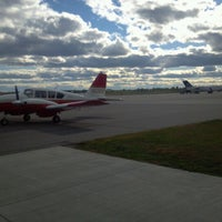 Photo taken at Central Wisconsin Airport (CWA) by Zach on 9/22/2012