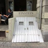 Photo taken at Einstein-Haus by Jenni K. on 8/6/2017