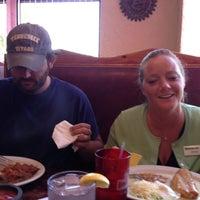 Photo taken at El Porton by Ashley on 10/19/2012