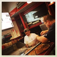 Photo taken at The Best Joes Pizza of Park Slope by David B. on 8/18/2017
