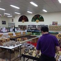 Photo taken at Phuthai Souvenir Market by Aleksandr S. on 2/9/2014