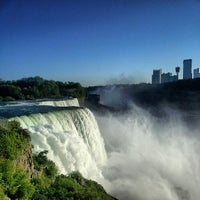 Photo taken at Niagara Falls (American Side) by Adrian Y. on 6/20/2013