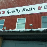 Photo taken at Biggie's Quality Meats & Deli by Joy Rose M. on 11/29/2013
