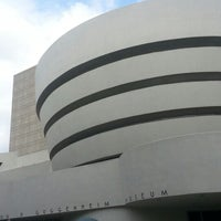 Photo taken at Solomon R Guggenheim Museum by Yeeun T. on 6/23/2013