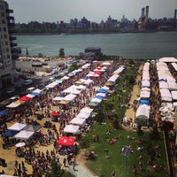 Photo taken at Smorgasburg Williamsburg by Saadiq R. on 6/22/2013