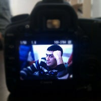 "Photo taken at ""Bumeranq"" fotostudiyasi by Elmar I. on 12/25/2012"