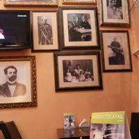 Photo taken at Ali & Nino Cafe by Elmar I. on 9/29/2013